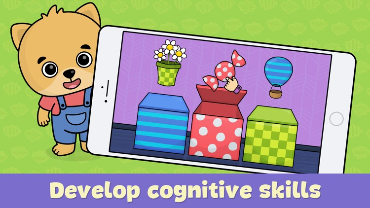 Learning games for toddlers 2+ screenshot-4