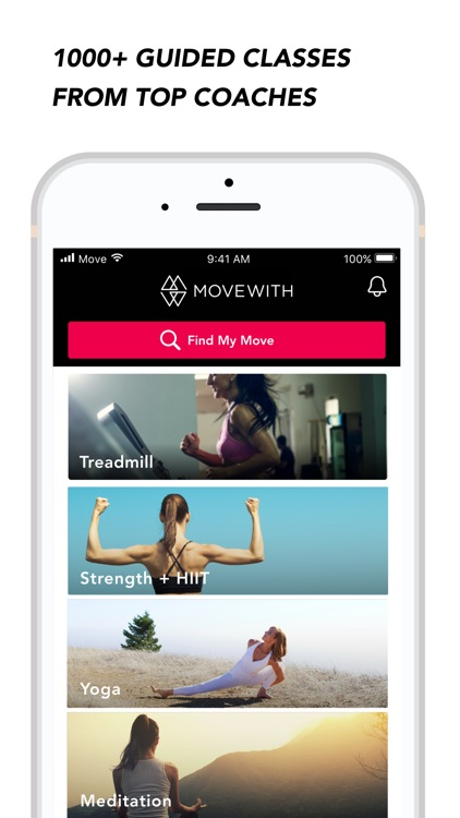 MoveWith: HIIT Workouts & Yoga