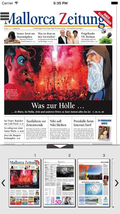Www Mallorca Zeitung