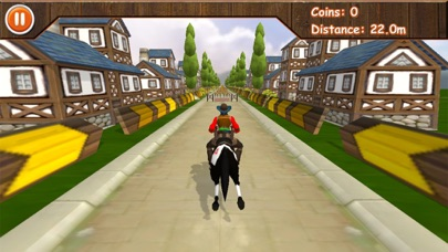 Riding & Jumping Derby Horse screenshot two