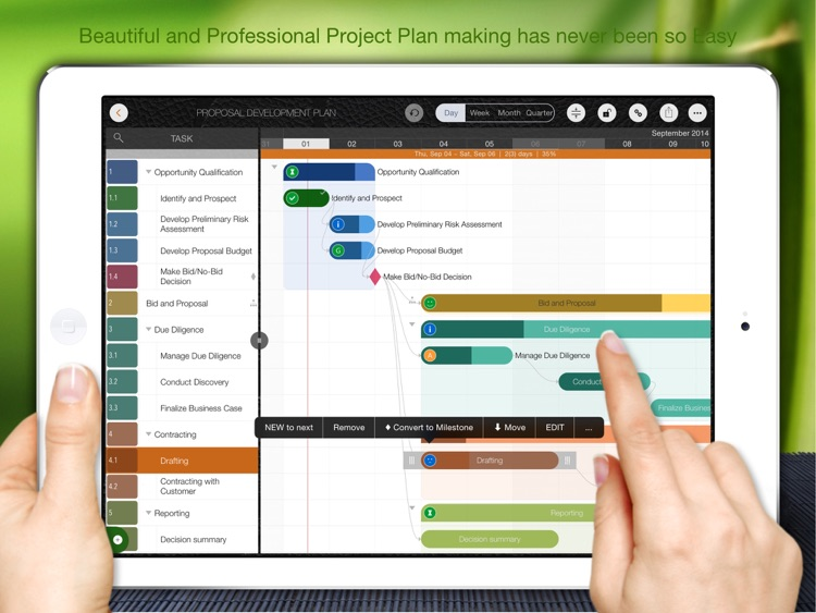QuickPlan - Project Management screenshot-0