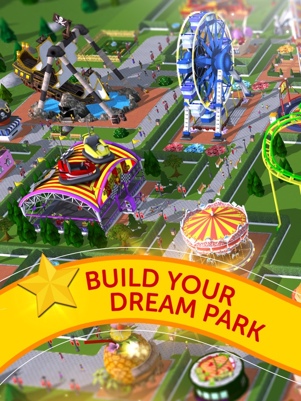 RollerCoaster Tycoon® Touch™ Online Hack Tool