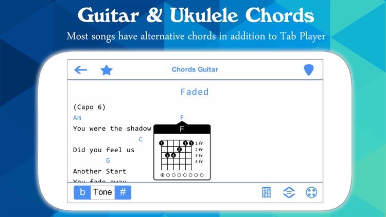 Perfect Guitar Tabs & Chords screenshot-3