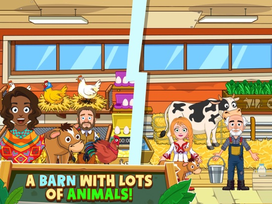 My Town : Farm screenshot 7