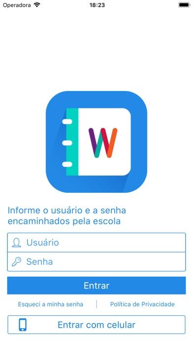 WPensar Agenda Screenshot