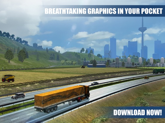 Truck Simulator PRO Europe screenshot 10
