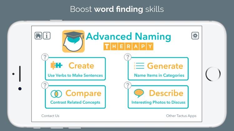 Advanced Language Therapy screenshot-3