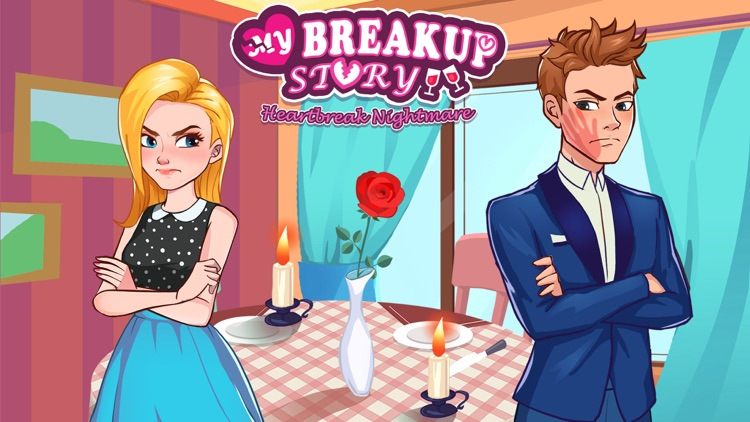 My Breakup Story - Love Games screenshot-0