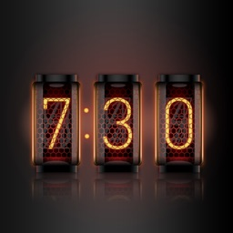 Screen Clock - Nixie Tube