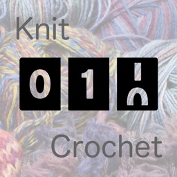 Knitting Counter For Widget
