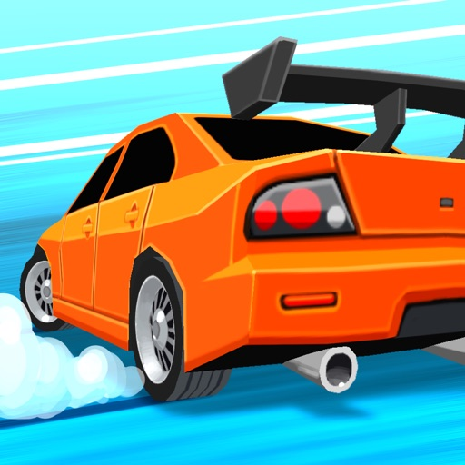 Thumb Drift - Furious Racing iOS App