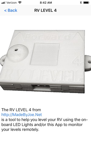 RV Level 4 on the App Store