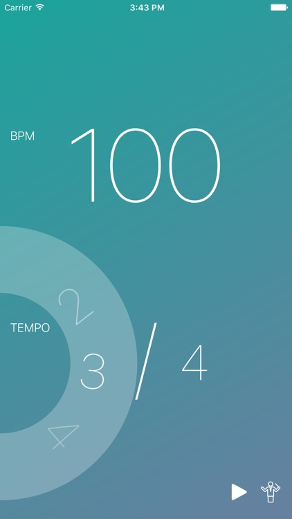Beeat - Metronome screenshot-1