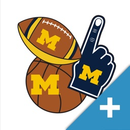 Michigan Wolverines Pro Photo Booth Stickers