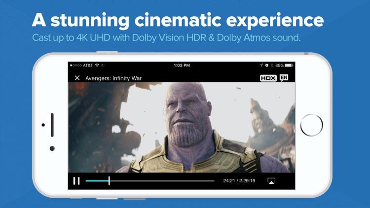 Vudu - Movies & TV screenshot-4