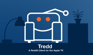 Tredd - a Reddit Client for the Apple TV
