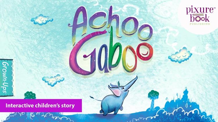 Achoo Gaboo - Read & Play screenshot-0