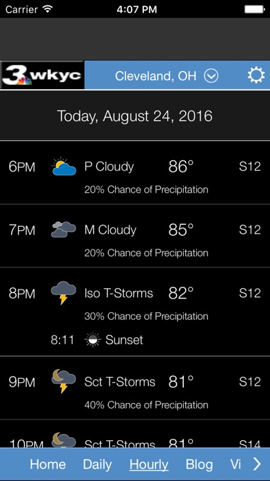 WKYC Weather - AppRecs