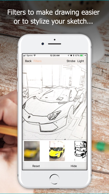 Da Vinci Eye: Anyone Can Draw screenshot-3