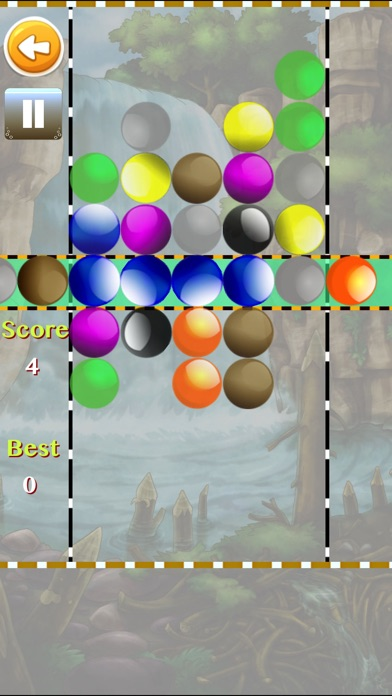Balls in a Row screenshot 1