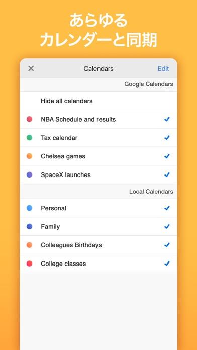 Calendars 5 by Readdle screenshot1