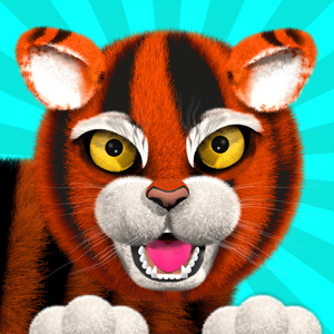 Zoo Puzzle My Children Apps HD app