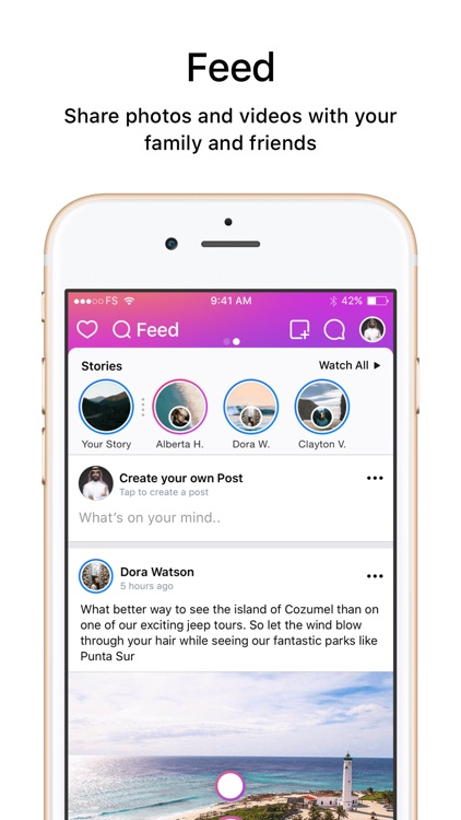 Salam - Chat, Discover Stories
