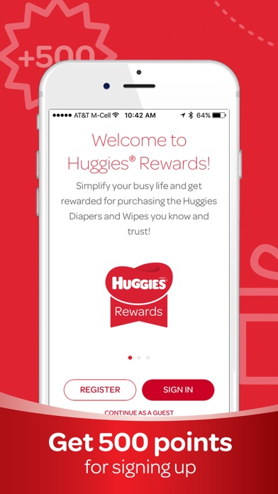 Huggies® Rewards App app image