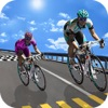 真正的自行车赛BMX