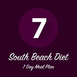 South Beach Diet 7 Day plan