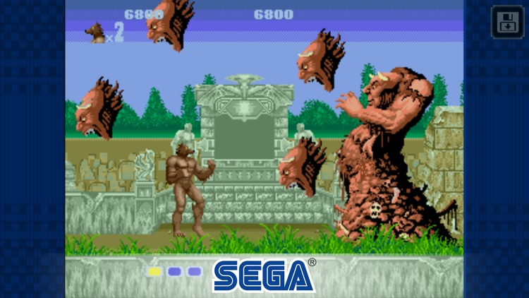 Altered Beast Classic screenshot-0