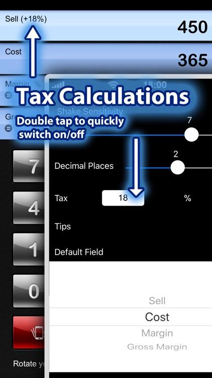 iMargin - Margin Calculator screenshot-3