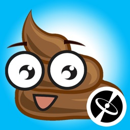 Poo Animated - Cute stickers