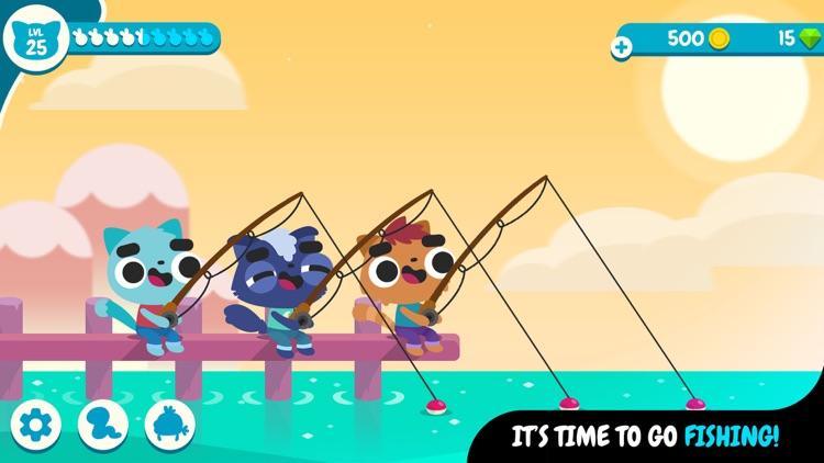 CatFish - gotta fish them all! screenshot-0