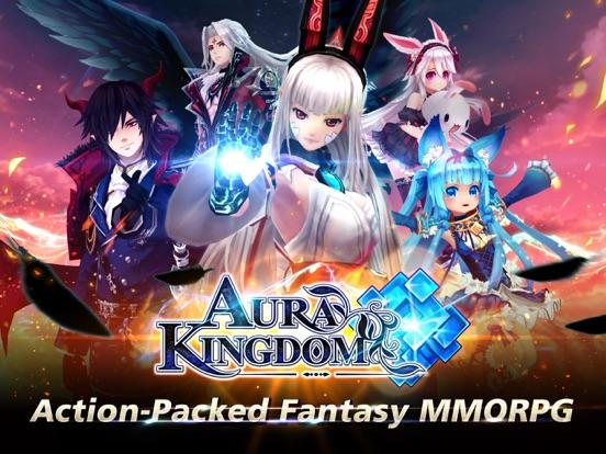 Aura Kingdom на iPad