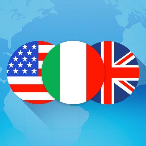 Italian Dictionary & Translator +