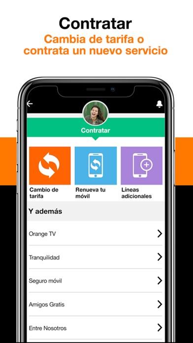download Mi Orange apps 1