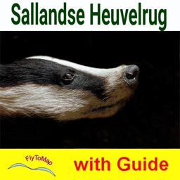 Sallandse Heuvelrug NP GPS and outdoor map