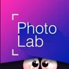 Photo Lab: фото редактор фотографий. Эффекты фотошоп бесплатно. Фоторедактор: маски, замена лица, маскарад