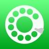 拨号盘 - iPhone旋转拨号器