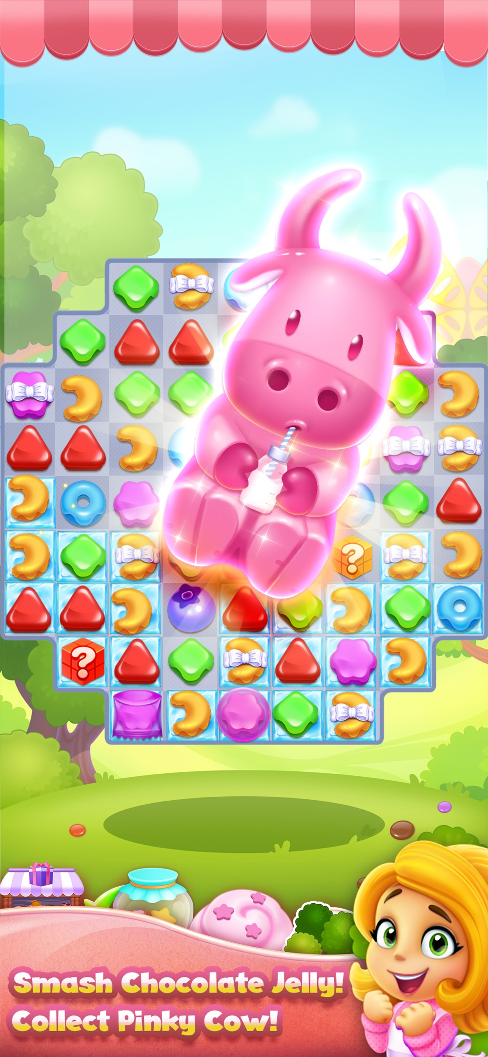 Cookie Yummy - Match 3 Puzzle hack tool