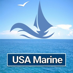 Seawell USA Marine Charts GPS Apple Watch App