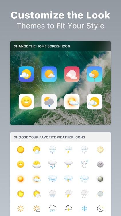 Weather Atlas • Weather Radar screenshot-4