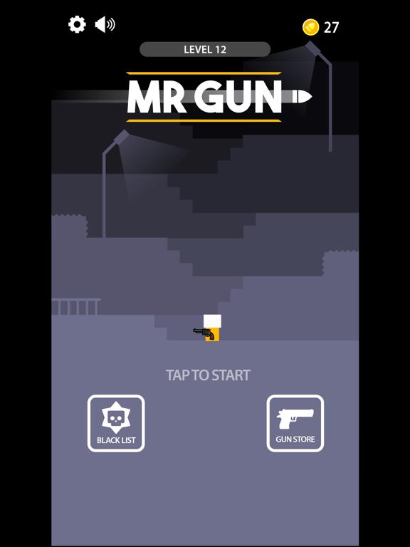 Скачать игру Mr Gun