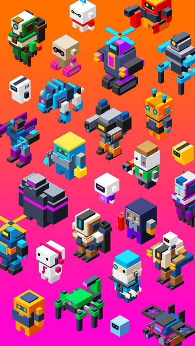 Robot Merge screenshot 8