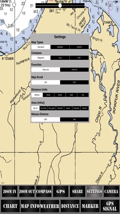 Great Lakes Nautical Charts screenshot-3