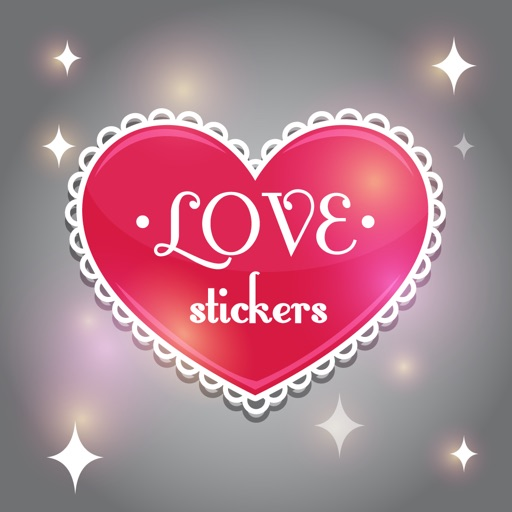 Love Stickers Pack for iMessage
