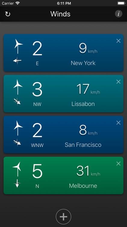 Winds App screenshot-3