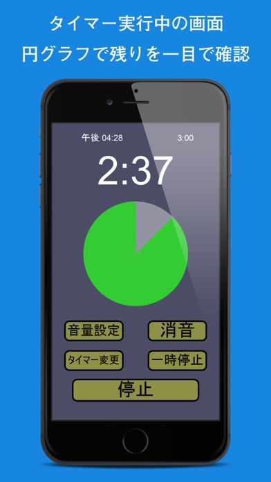 P-Timer ~プレゼンタイマー~ screenshot1