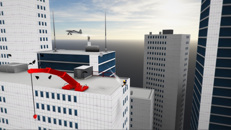 Stickman Base Jumper 2 screenshot-0